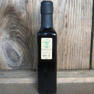 Elderberry Balsamic Vinegar