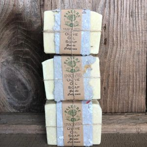 Unscented Olive Oil Soap